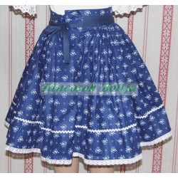 Folk dancing girls skirts, with strap